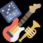 Arrangiamento di canzoni famose in altri stili (Adattamenti)