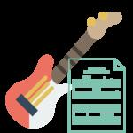 Trascrizioni musicali di assoli e parti strumentali